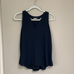 Navy Maison Jules top